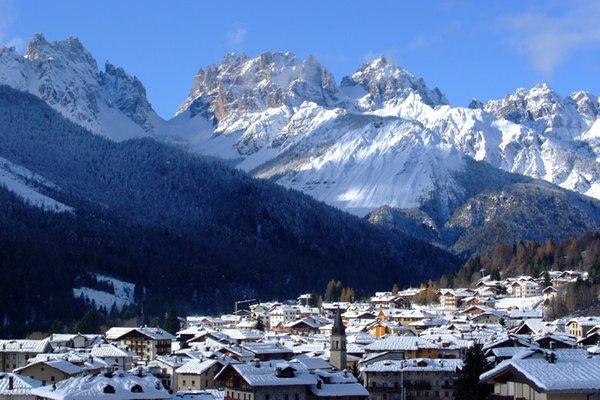 Winter presentation photo Forni di Sopra Infopoint - Tourist office