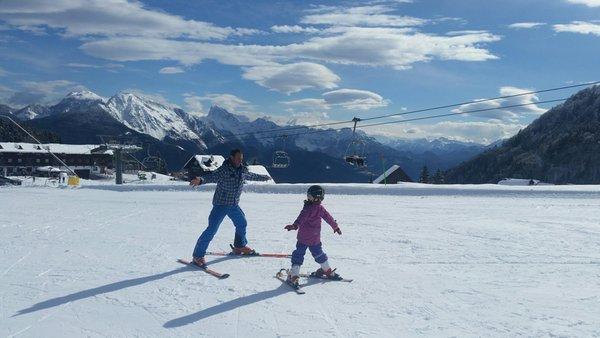 Foto di presentazione Scuola sci e snowboard Carnia