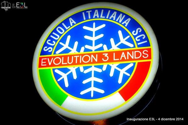 Logo Evolution3Lands