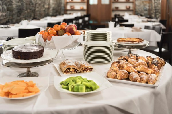 The breakfast Grand Hotel Della Posta - Hotel 4 stars