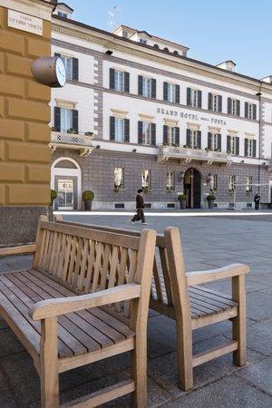 La posizione Grand Hotel Della Posta - Dimora Storica Sondrio