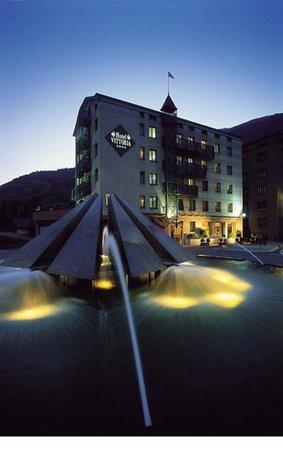 Foto estiva di presentazione Vittoria - Hotel 4 stelle