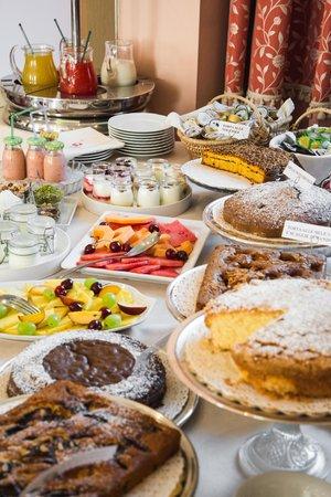 La colazione Hotel Vittoria