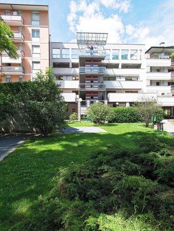 Foto estiva di presentazione Piazzi House - Residence 4 stelle