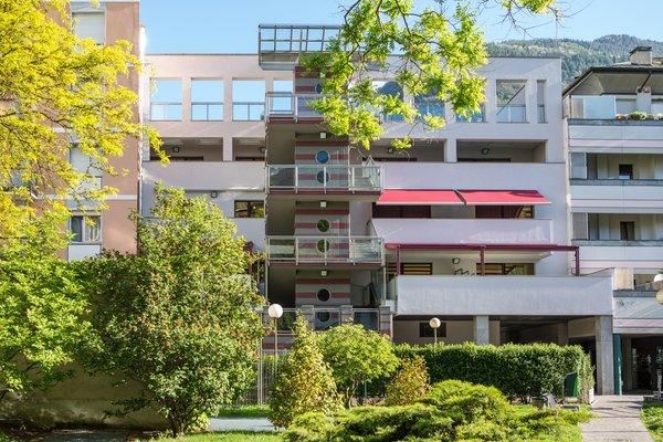Foto esterno in estate Piazzi House