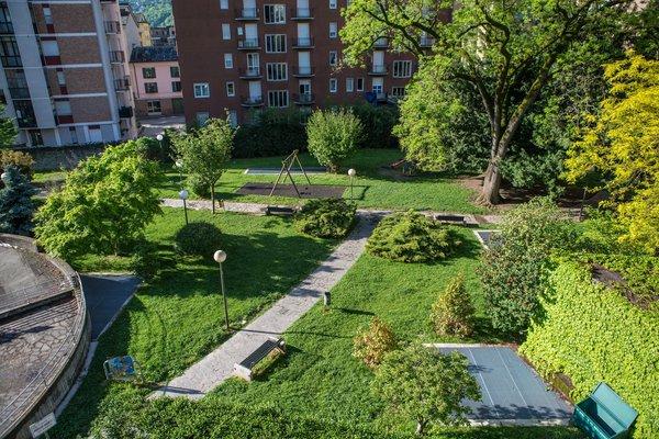 Foto del giardino Sondrio