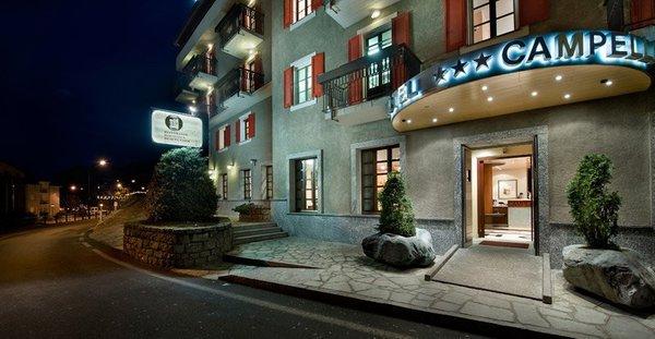 Foto estiva di presentazione Campelli - Hotel 3 stelle