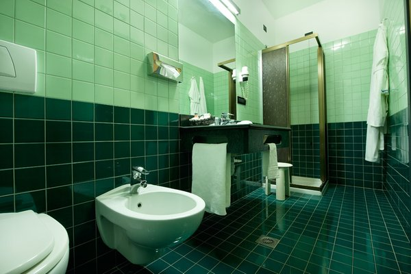 Photo of the bathroom Hotel Campelli