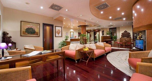 Le parti comuni Hotel Campelli