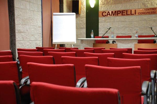 Campelli - Hotel 3 stars Albosaggia (Sondrio - Valmalenco)