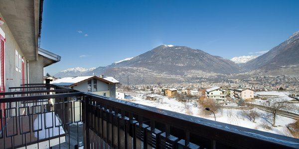 Photo of the balcony Campelli