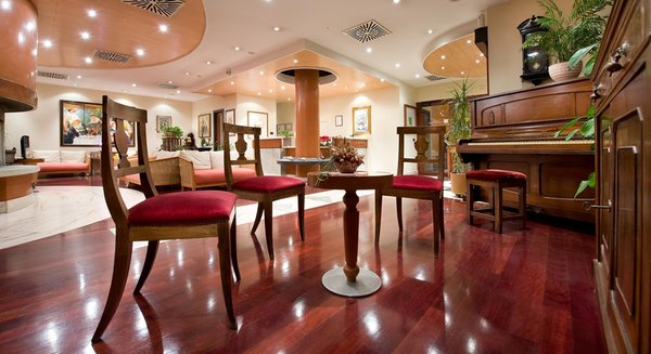 The common areas Hotel Campelli