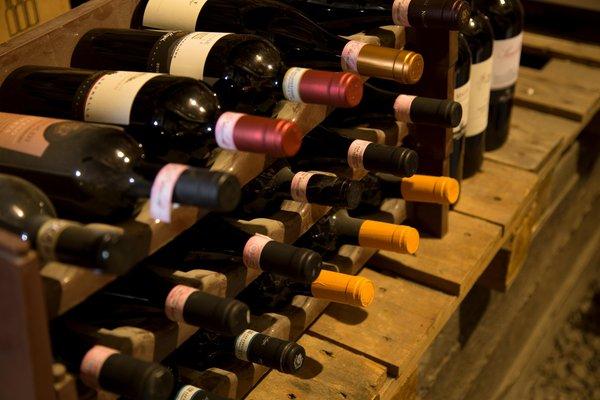 La cantina dei vini Albosaggia (Sondrio - Valmalenco) Campelli