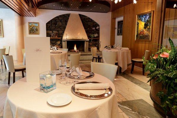 Il ristorante Albosaggia (Sondrio - Valmalenco) Campelli