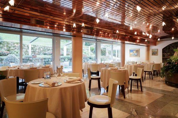 The restaurant Albosaggia (Sondrio - Valmalenco) Campelli