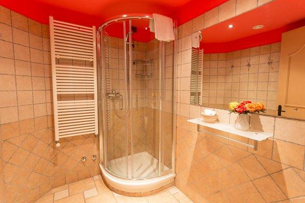 Foto del bagno Hotel Arisch