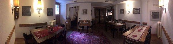 The common areas Hotel Aprica