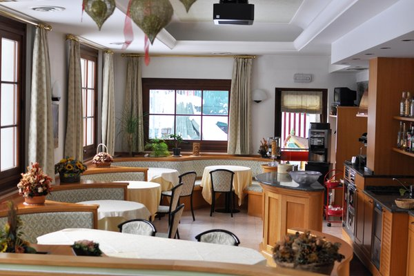 The restaurant Aprica (Tirano - Media Valle) Biancaneve