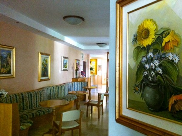 The common areas Hotel Ginepro