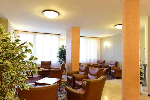 Le parti comuni Hotel Ginepro