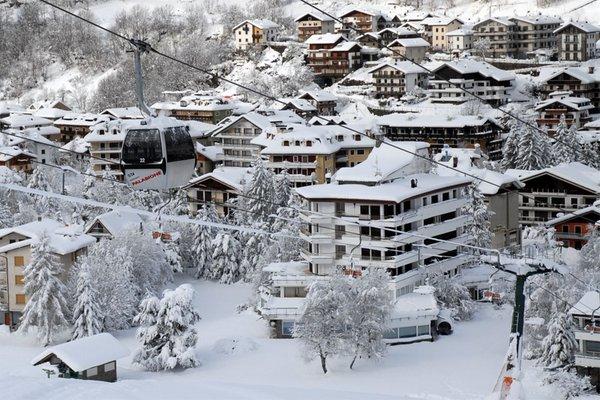 Winter presentation photo Park Hotel Bozzi