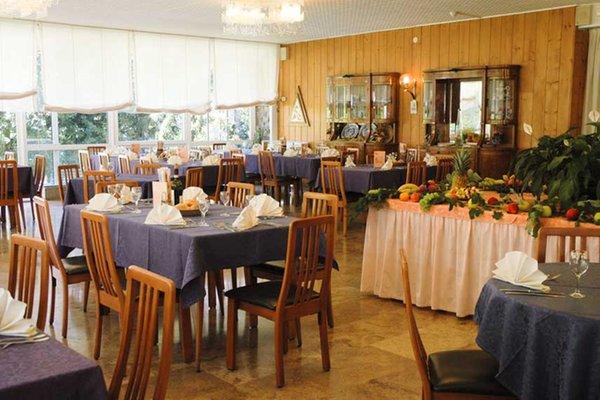 The restaurant Aprica (Tirano - Media Valle) Park Hotel Bozzi