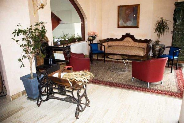 The common areas Park Hotel Bozzi