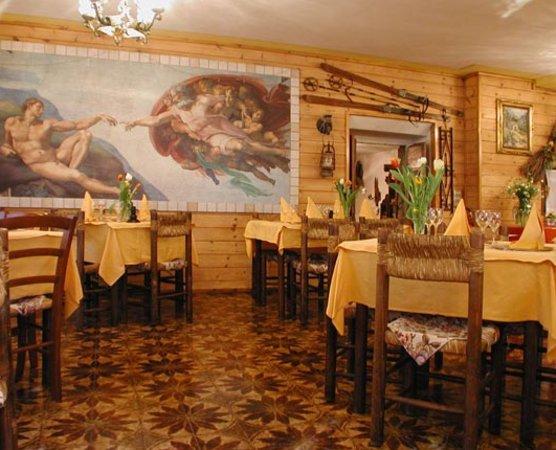 Il ristorante Aprica (Tirano - Media Valle) Torena