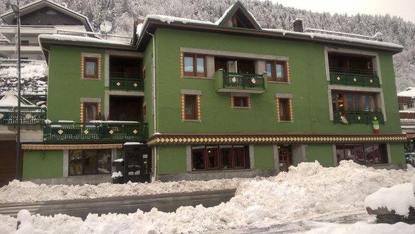Foto invernale di presentazione Torena - Hotel 2 stelle