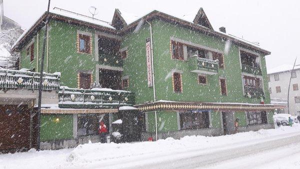 Foto esterno in inverno Torena