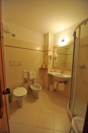Foto del bagno Hotel Silene