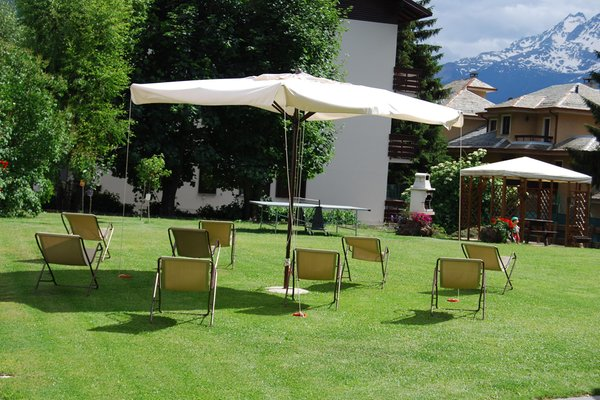 Photo of the garden Bormio