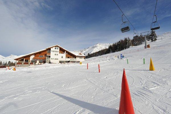 Foto invernale di presentazione Tambò - Hotel 3 stelle