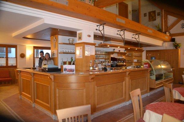 Foto von der Bar Residence Baita dei Pini