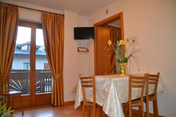 Der Wohnraum Baita dei Pini - Residence 3 Sterne