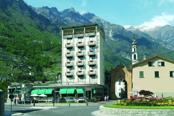 Sommer Präsentationsbild Conradi - Hotel 3 Sterne
