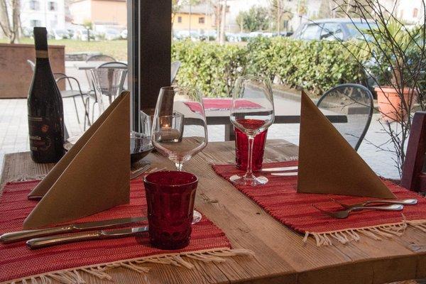 Il ristorante Chiavenna Crimea