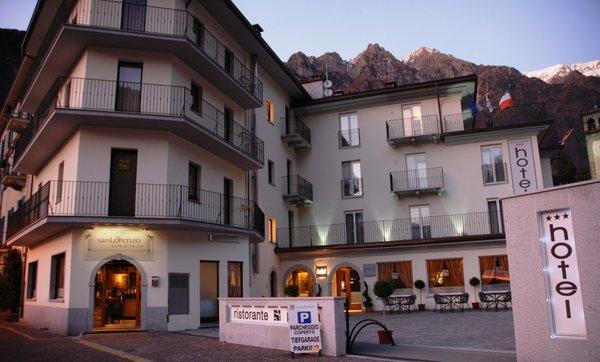 Foto estiva di presentazione San Lorenzo - Hotel 3 stelle