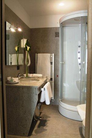 Foto del bagno Hotel San Lorenzo