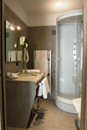 Photo of the bathroom Hotel San Lorenzo