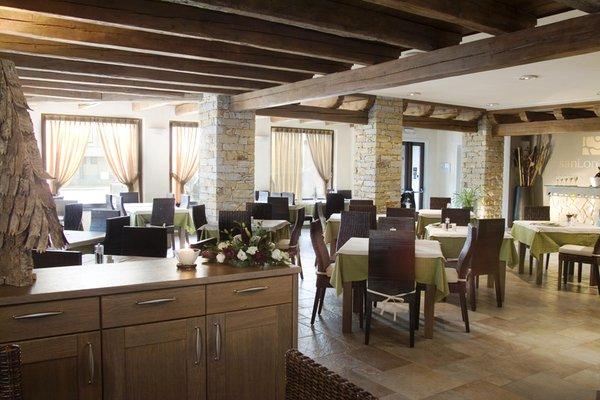 The restaurant Chiavenna San Lorenzo