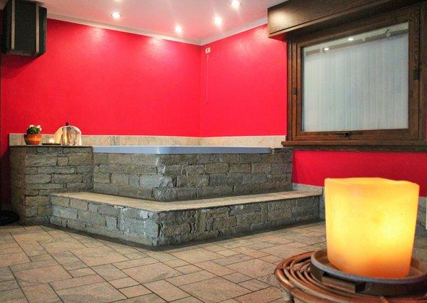 Foto vom Wellness-Bereich Hotel Meublé La Betulla