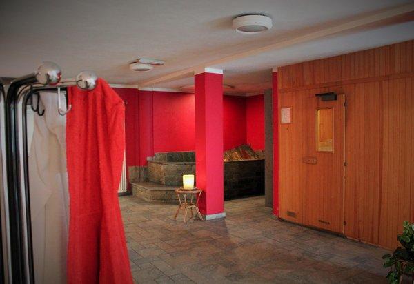 Photo of the wellness area Hotel Meublé La Betulla