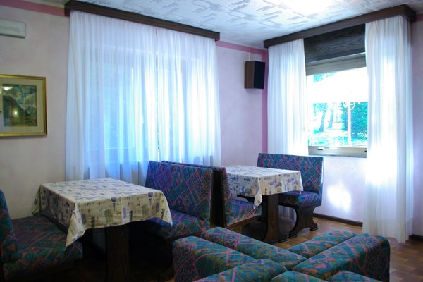 The common areas Hotel Meublé La Betulla