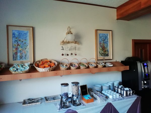 La colazione Hotel Miramonti