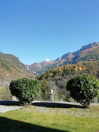 Foto del giardino Chiesa in Valmalenco