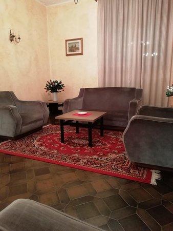 Le parti comuni Hotel Miramonti