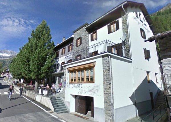 Foto estiva di presentazione Chiareggio - Hotel 2 stelle