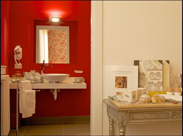 Photo of the bathroom Hotel Spluga