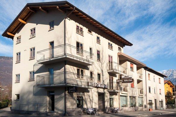 Foto estiva di presentazione Maloia - Hotel 3 stelle